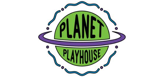 Planet Playhouse                         Logo